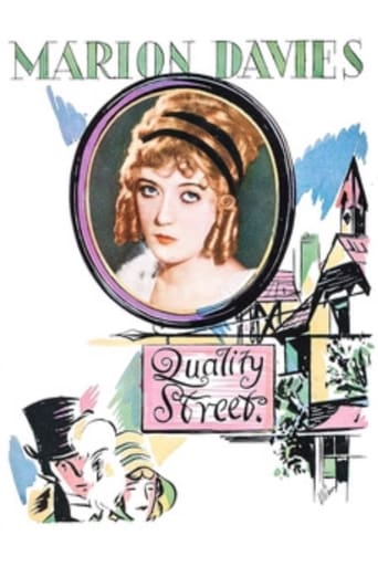 Poster of Quality Street