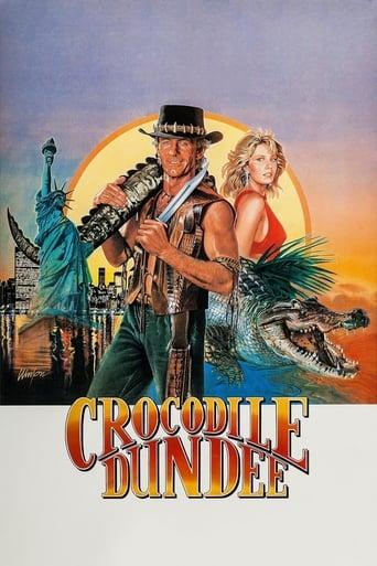 Poster of Crocodile Dundee
