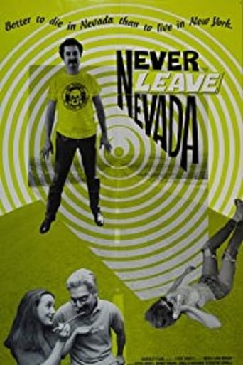 Poster of Never Leave Nevada