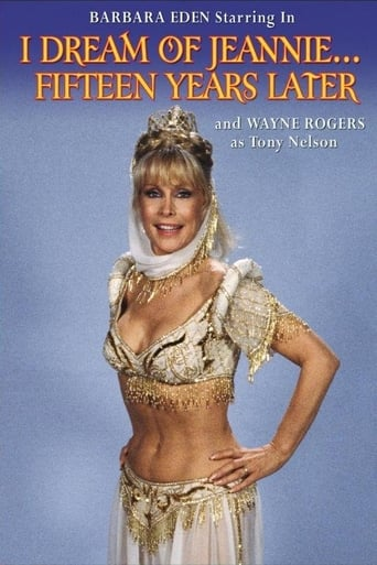 Poster of I Dream of Jeannie... Fifteen Years Later