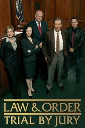 Poster of Law & Order: Trial by Jury