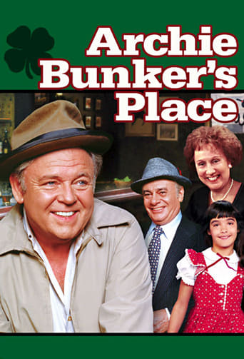 Poster of Archie Bunker's Place