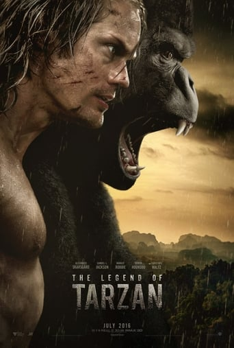 voir film Tarzan  (The Legend of Tarzan) streaming vf