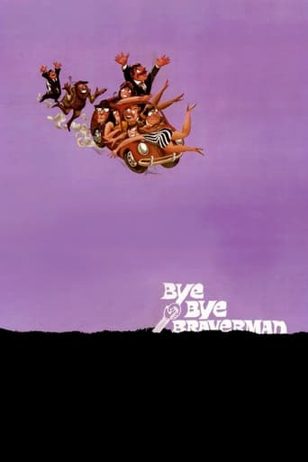Poster of Bye Bye Braverman