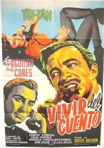 Poster of Vivir del cuento