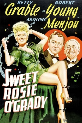 Poster of Sweet Rosie O'Grady