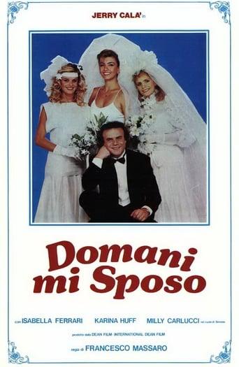 Poster of Domani mi sposo