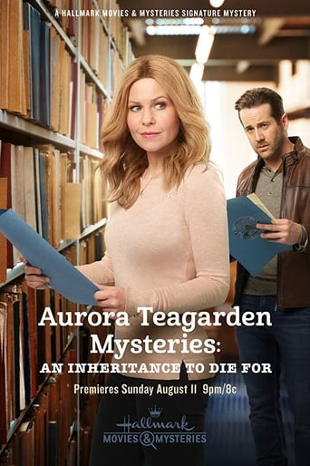 Poster of Aurora Teagarden Mysteries: An Inheritance to Die For