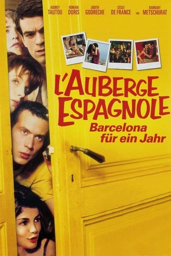 L'Auberge Espagnole - Barcelona für ein Jahr - Drama / 2003 / ab 6 Jahre