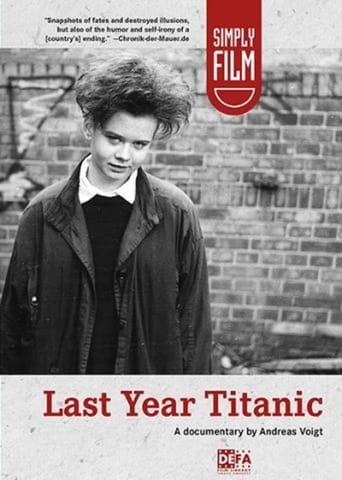 Last Year Titanic Movie Poster
