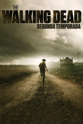 The Walking Dead 2ª Temporada - Poster