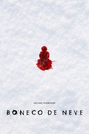 Boneco de Neve - Poster