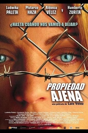 Poster of Propiedad Ajena