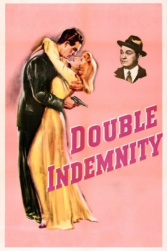 Double Indemnity (1944) - poster