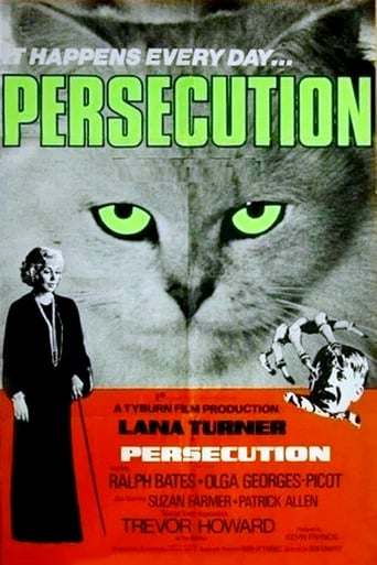 Poster of Persecution