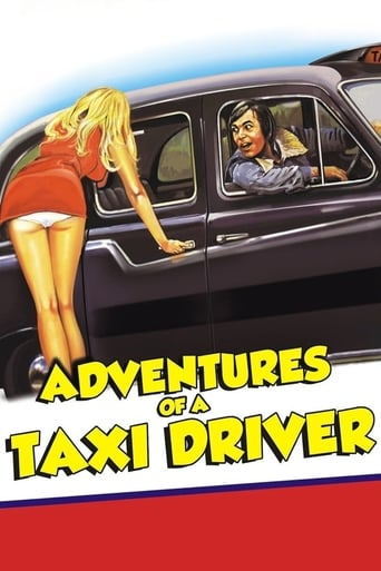 Poster of Adventures of a Taxi Driver