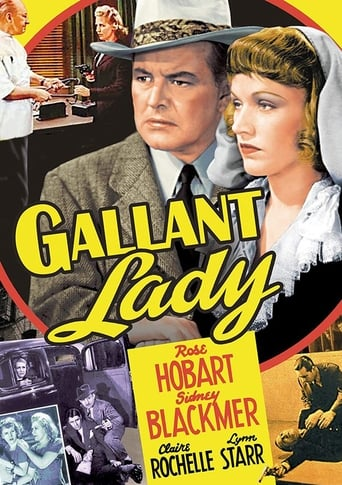 Poster of Gallant Lady