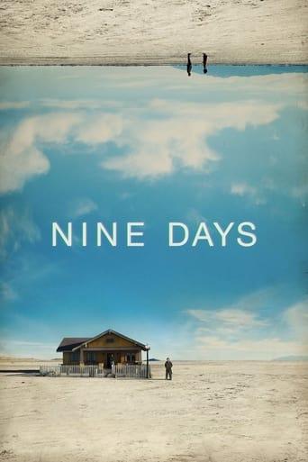 Poster of Nine Days