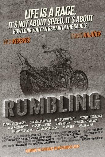 Poster of Rumbling