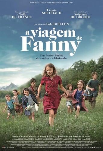A Viagem de Fanny - Poster