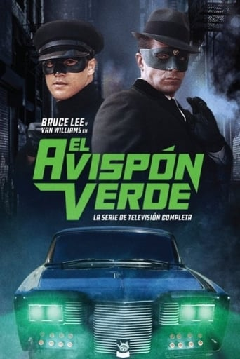 Poster of El avispón verde