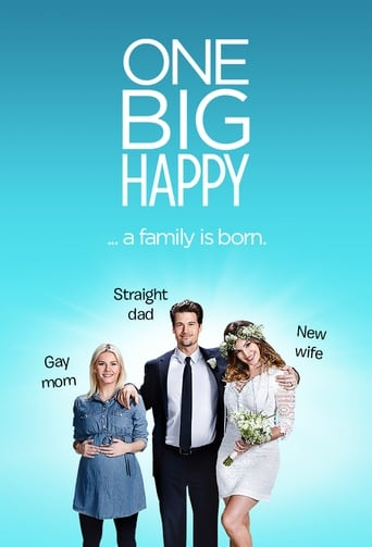 One Big Happy 1ª Temporada - Poster