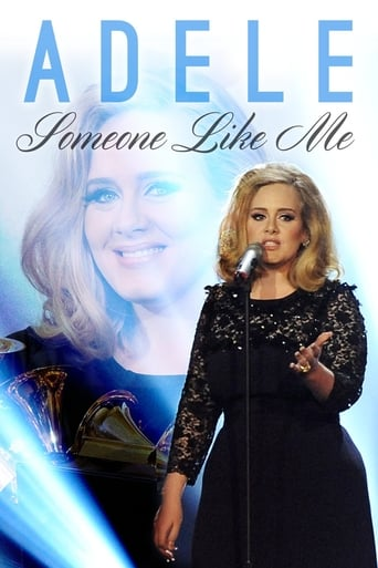Poster of Adele: Someone Like Me