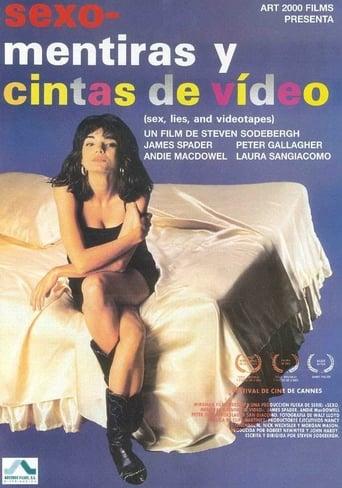 Poster of Sexo, mentiras y cintas de vídeo