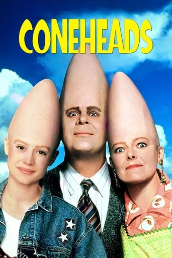 Poster of Coneheads