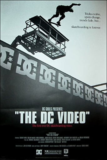 Poster of The DC Video