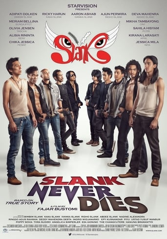 Poster of Slank Never Dies