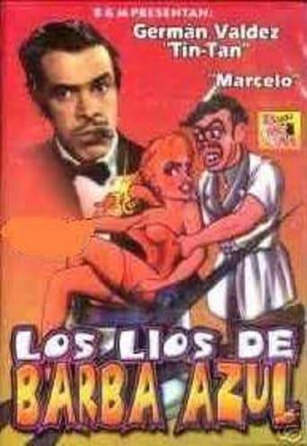 Poster of Los líos de Barba Azul