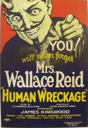 Poster of Human Wreckage