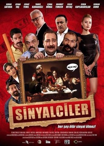 Poster of Sinyalciler