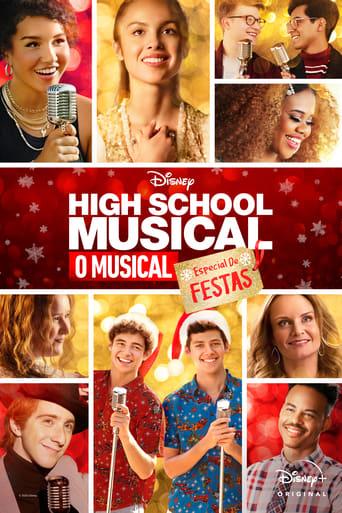 High School Musical: O Musical: Especial de Festas Dual Áudio 2020 – FULL HD 1080p