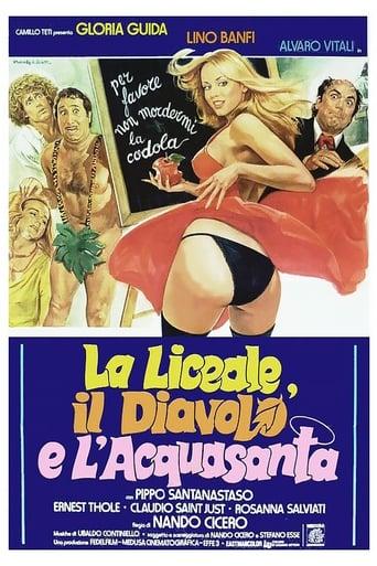 Poster of La liceale, il diavolo e l'acquasanta