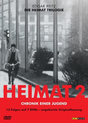 Die zweite Heimat – Chronik einer Jugend