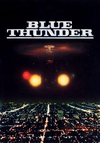 Poster of Blue Thunder