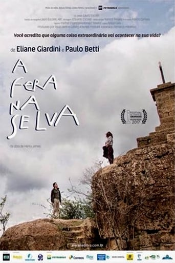 A Fera na Selva Movie Poster