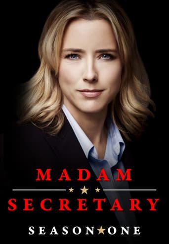 Ponia sekretorė / Madam Secretary (2014) 1 Sezonas žiūrėti online