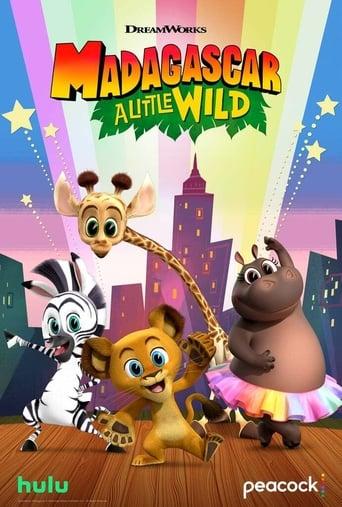 Madagascar: A Little Wild Poster