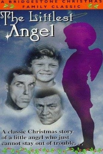 Poster of The Littlest Angel