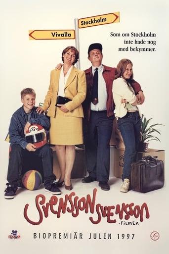 Poster of Svensson, Svensson - The Movie