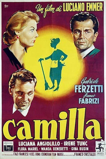 Poster of Camilla
