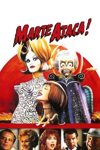 Marte Ataca! - Poster