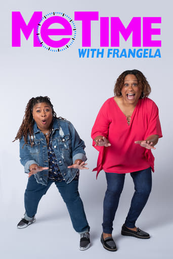 Poster of Me Time With Frangela