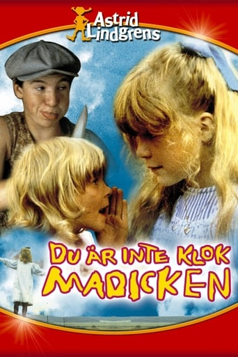 Poster of You're Out of Your Mind, Madicken