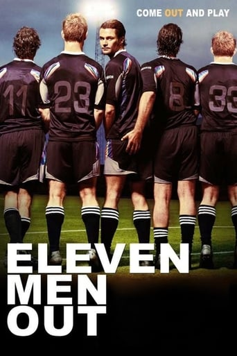 Eleven Men Out poster