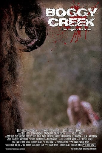 Poster of Boggy Creek
