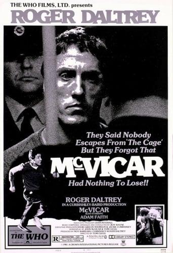 Poster of McVicar, el enemigo público número 1